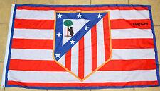 Atletico Madrid Flag Banner 3x5 ft Colchoneros Spain Futbol Soccer Bandera