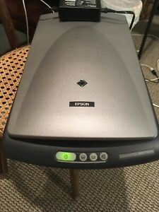 Epson Perfection 2400 PHOTO Flatbed Scanner - Fully tested, includes all cables