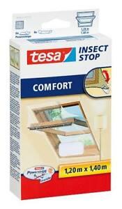 Tesa-Insecto-Stop-Mosquitera-55881-Comfort-Tragaluz-Protector-Insectos