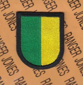 USASOC DELTA Special Operations CAG Proposed Airborne Beret Flash patch Militaria Verzamelingen