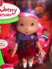PLAYMATES STRAWBERRY SHORTCAKE Play Date Berry Pals Rainbow Sherbet Pet Toucan