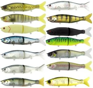 River2Sea-S-Waver-120S-Hard-Body-Swimbait-Jointed-4-3-4-034-Select-Colors