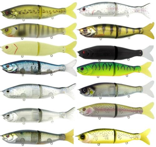 "River2Sea S-Waver 120S Hard Body Swimbait Select Colors 4 3//4/"" Jointed"