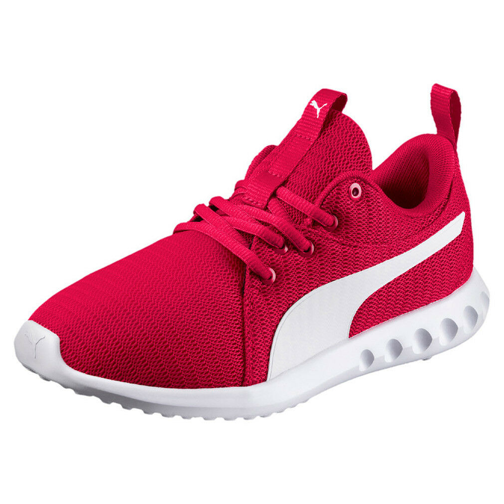 Puma Carson 2 Runner Fitness shoes Trainers 190038 03 Pink Women Ladies
