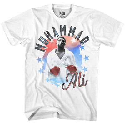 Vintage Big /& Tall Licensed Men/'s Size 2XLT T-Shirt Muhammad Ali Cassius Clay