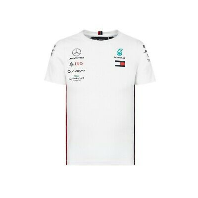 Mercedes AMG Petronas Kids Driver T-Shirt 2019Black