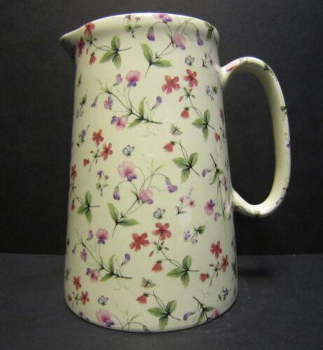 Heron Cross Pottery NAME IT YOUR SELF 4 Pint English Milk Jug very big vase