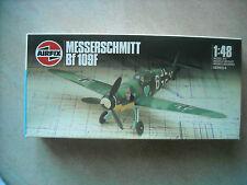 AIRFIX 1/48 MESSERSCHMITT BF.109F