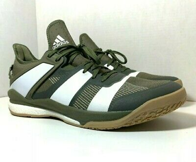 Adidas STABIL X Boost Sport Shoes Olive