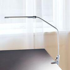 Silver Clamp Stick Light for Desk Work Table Art Table 36 LED Lights