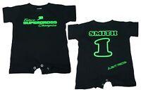 Future Supercross Champion Shirt Romper Baby Infant Mx Bike Motocross One Piece