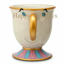 Disney Parks Beauty and the Beast CHIP Teacup Ceramic Coffee Mug