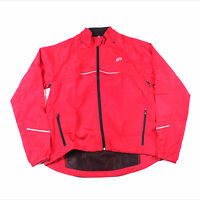 Bellwether Men's Convertible Cycling Jacket Ferrari Xl