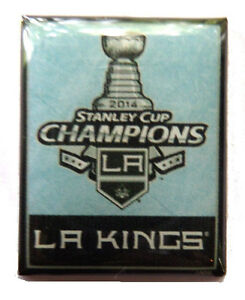 Los Angeles Kings 2014 NHL Stanley Cup Champs Pin