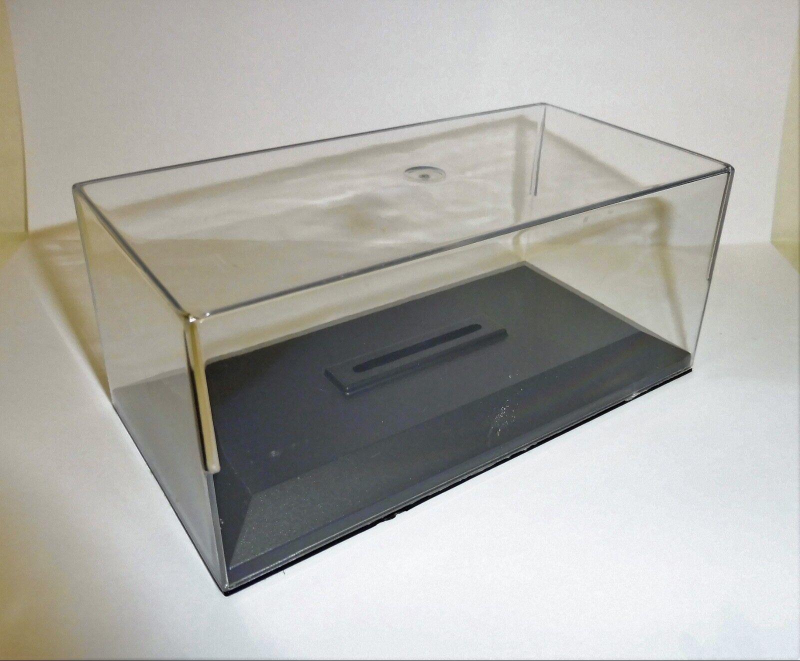 Lot 36 empty  boxes plexi with stand for miniatures 1 43 height 6 cm nouveau  commandez maintenant avec gros rabais et livraison gratuite