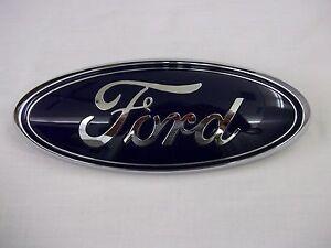 09-14 FORD F150 FX4 RED APPEARANCE BADGE EMBLEM L//R FENDER KIT 2 PIECE OEM