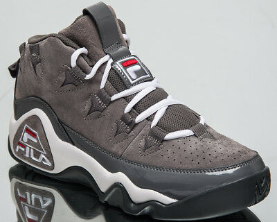 Fila 95 New Men's Lifestyle Shoes Monument Grey 2018 Sneakers Mid 1010491 6QW | eBay