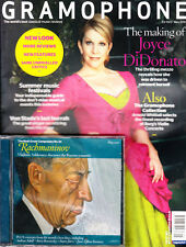 GRAMOPHONE Magazine 5/2010 JOYCE DiDONATO+CD VLADIMIR ASHKENAZY Rachmaninov NEW