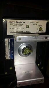 VINTAGE HEATH / HEATHKIT GD-1021 PHOTO-ELECTRIC RELAY KIT
