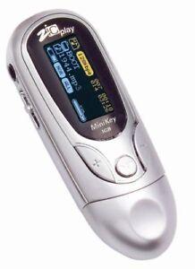ZICPLAY-MiniKey-OLED-MP3-player-1GB-Silver