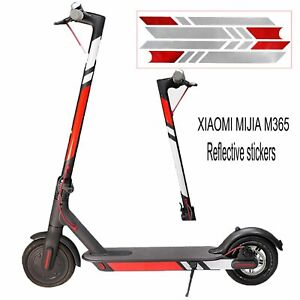 2x 8,5/'/' Schlauch Luftreifen Verstärkt Elektroroller Scooter für Xiaomi M365 DHL
