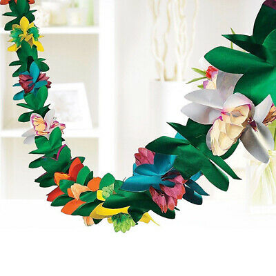 Garland Party Hawaii Wedding Party Favor Pull Flower Supplies New Decoration Jia