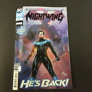 Nightwing #75 Joker War DC Comic 1st Print NM unread 2020