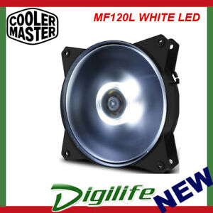 Cooler-Master-MasterFan-Lite-MF120L-White-LED-Silent