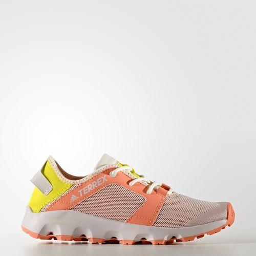 Adidas BB1919 femmes Terrex voyager outdoor chaussures Orange jaune baskets
