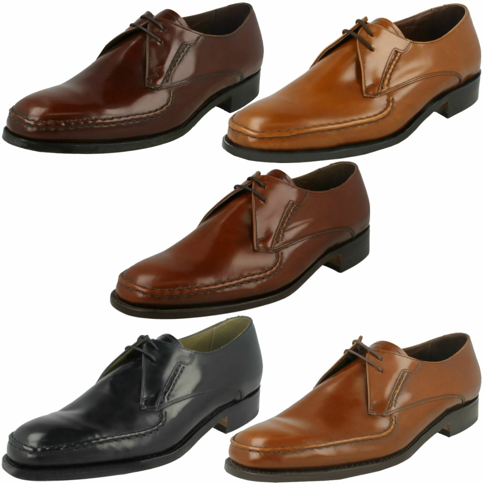 Billig gute Qualität Mens Formal Shoes Barker Pitney