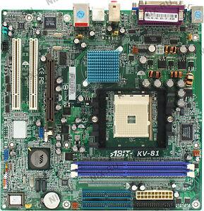 Abit KV80 Drivers for PC