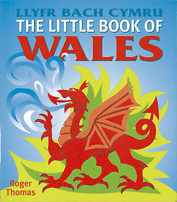 1 of 1 - The Little Book of Wales, Thomas, Roger, Good Book