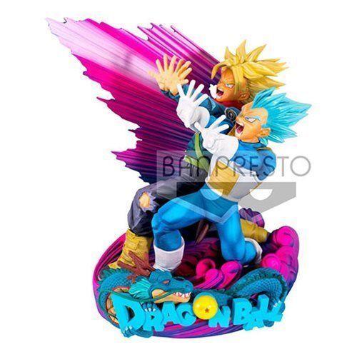Banpresto Dragon Btutti Super Master estrellas Diorama II Vegeta &  Tcorrereks  fino al 60% di sconto