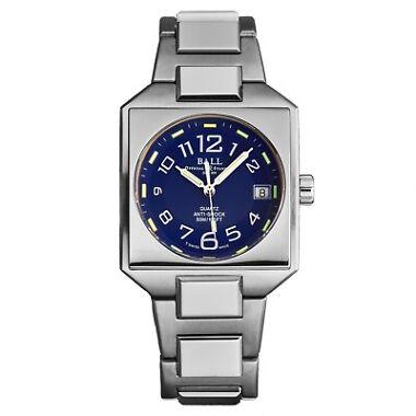 Ball Inspector Quartz Blue Dial Men's Watch