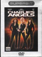 Charlie's Angels DVD SUPERBIT Cameron Diaz / Lucy Liu Nuovo Sigillato