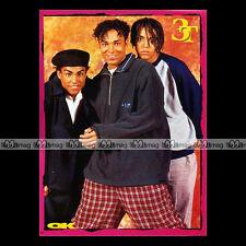 Mini-POSTER 3T 3-T - Boys band Boyband Photo 90's #55