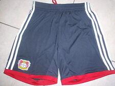 Adidas neue Fussball Hose 1904 Bayer Leverkusen  Größe XXL  schwarz/rot/weiß