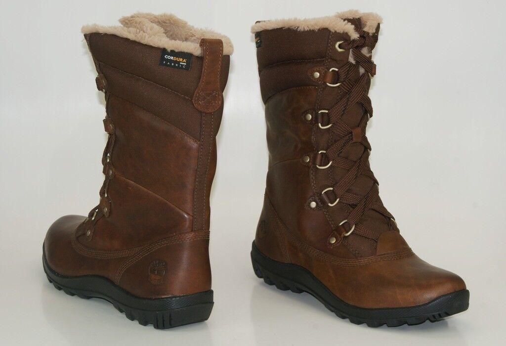 Timberland Mount Hope Boots Waterproof Damen Winter Stiefel Schneestiefel