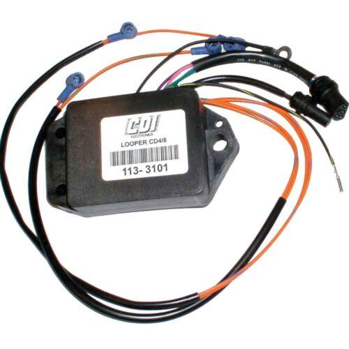 CDI Electronics 113-3101 Cd4//8 Looper