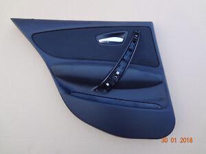 BMW-E87-Tuerverkleidung-Tuerpappen-Verkleidung-Tuer-HL-S-Ele-anthrazit-6978137