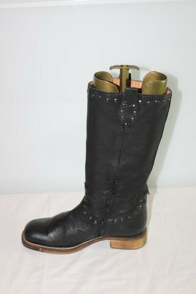 Bottes COSMO Paris Cuir Souple black T 39 BE