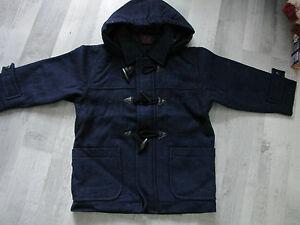 veste-daffle-coat-bleu-fonce-5-ans-excellent-etat