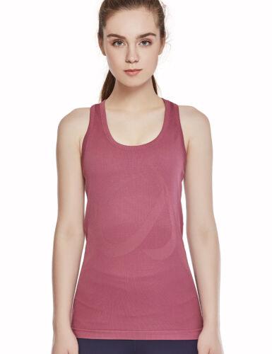 Women/'s Activewear Cool Mesh Workout Running Tank Tops Quick Dry