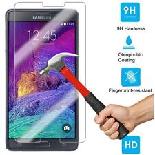 Premium Tempered Glass Screen Protector Film For All SAMSUNG Galaxy Note 4