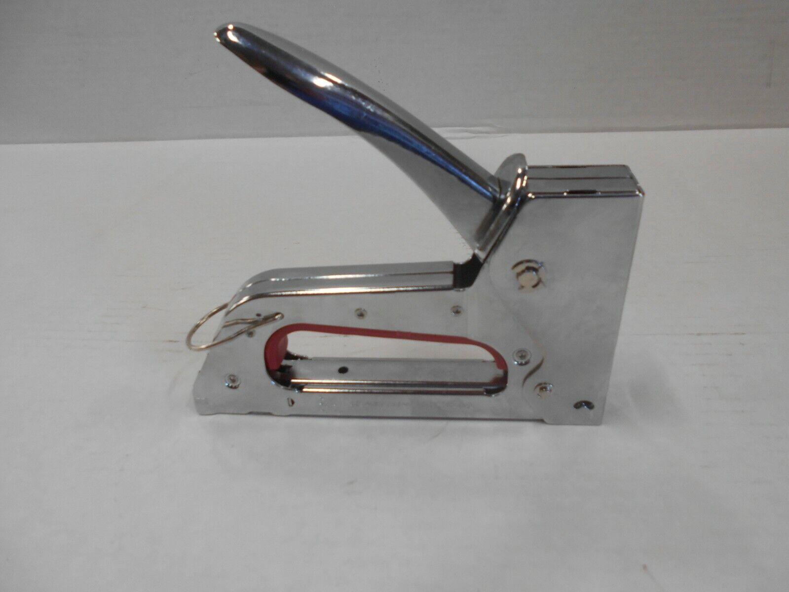*ARROW FASTENER CO-STAPLER MODEL JT27-USES JT21 STAPLES ONLY (1/4″ 5/16″ 3/8″)