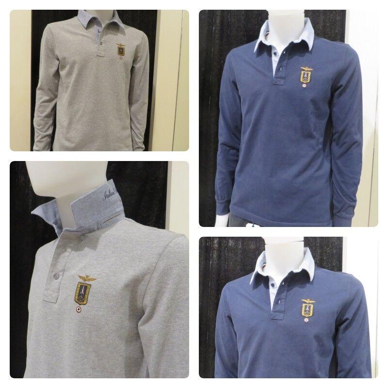POLO SHIRT AERONAUTICA MILITARE PO1272 HERREN sweat shirt