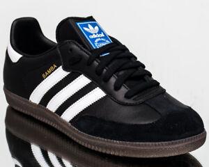 2cb3173120 adidas Originals Samba OG men lifestyle shoes NEW core black white ...