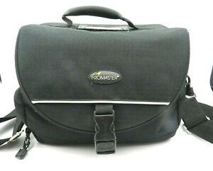 ProMaster Large Camera Camcorder Shoulder Bag Carry Case Soft Padded Black