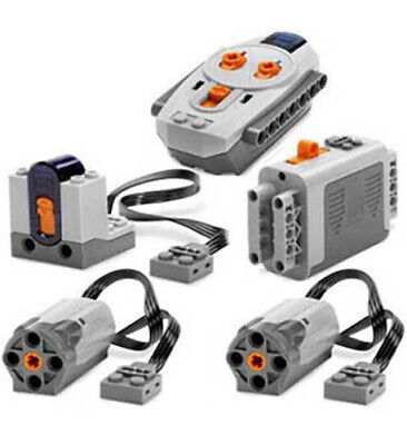 technic,motor,remote,receiver,battery,box,wire,led LEGO Power Functions Parts