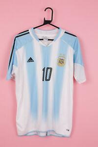 8dd7192cc Image is loading VINTAGE-ADIDAS-ARGENTINA-FOOTBALL-SHIRT-JERSEY -COPA-AMERICA-